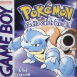 Pokémon Blue Version voor Nintendo GBA