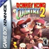 Donkey Kong Country 2 voor Nintendo GBA