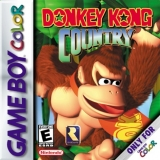 Donkey Kong Country Color voor Nintendo GBA