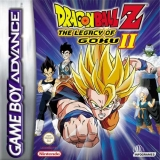 Dragon Ball Z The Legacy of Goku II voor Nintendo GBA