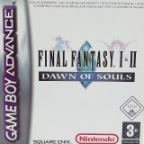 Final Fantasy I and II Dawn of Souls Compleet voor Nintendo GBA