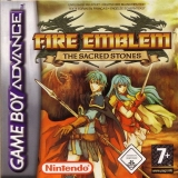 Fire Emblem The Sacred Stones voor Nintendo GBA