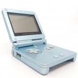 /Game Boy Advance SP IJs Blauw refurbished - Mooi voor Nintendo GBA