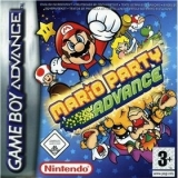Mario Party Advance voor Nintendo GBA