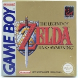 /The Legend of Zelda Links Awakening Compleet voor Nintendo GBA