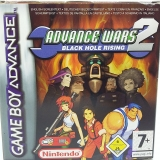 Advance Wars 2 Black Hole Rising voor Nintendo GBA