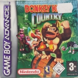 Donkey Kong Country Compleet voor Nintendo GBA
