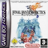 Final Fantasy Tactics Advance voor Nintendo GBA