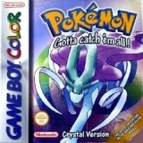 Pokémon Crystal Version voor Nintendo GBA