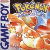 Pokémon Red Version voor Nintendo GBA