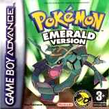 Pokémon Emerald Version voor Nintendo GBA
