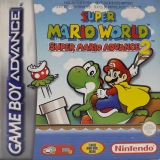 Super Mario World Super Mario Advance 2 Compleet voor Nintendo GBA