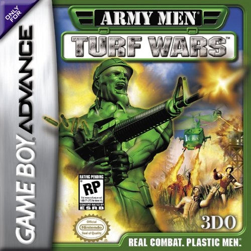 Boxshot Army Men: Turf Wars