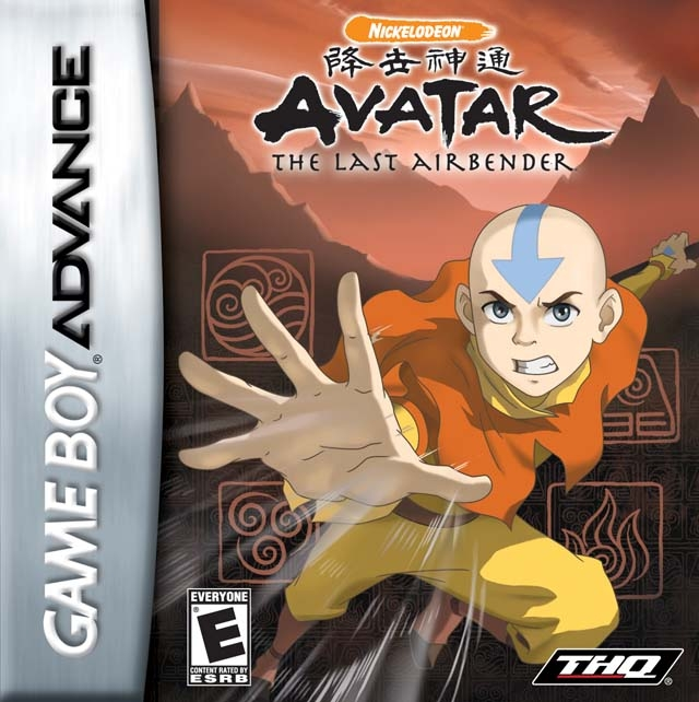 Boxshot Avatar The Last Airbender