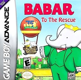 Boxshot Babar to the Rescue