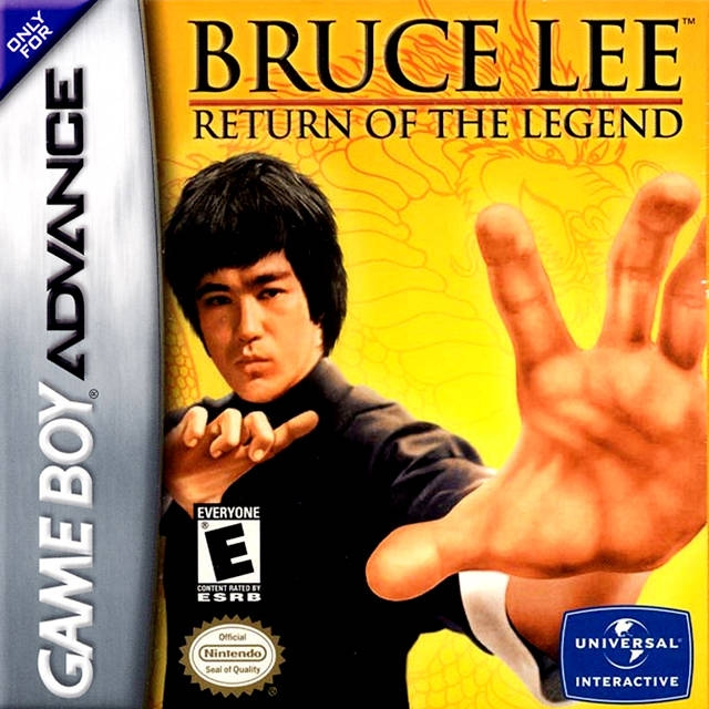 Boxshot Bruce Lee: Return of the Legend