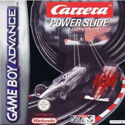 Boxshot Carrera Power Slide