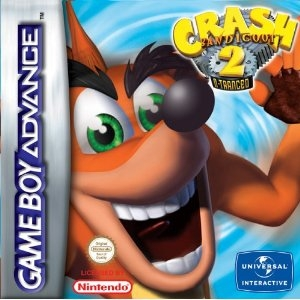 Boxshot Crash Bandicoot 2: N-Tranced