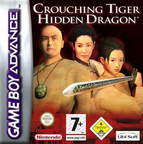 Boxshot Crouching Tiger, Hidden Dragon