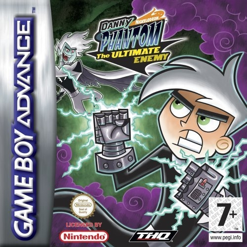 Boxshot Danny Phantom: The Ultimate Enemy