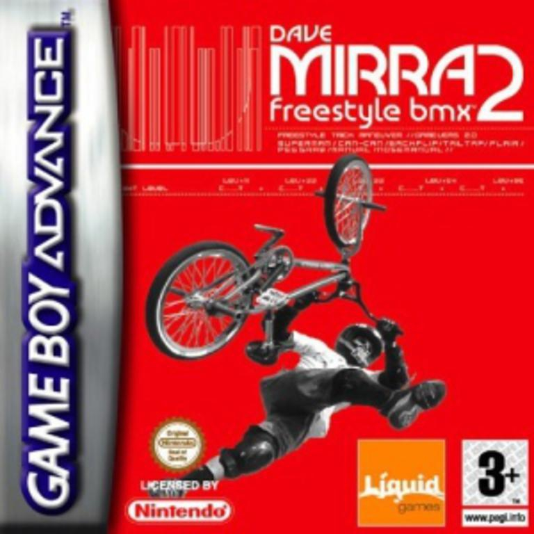 Boxshot Dave Mirra Freestyle BMX 2