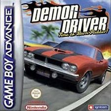 Boxshot Demon Driver: Time to Burn Rubber!