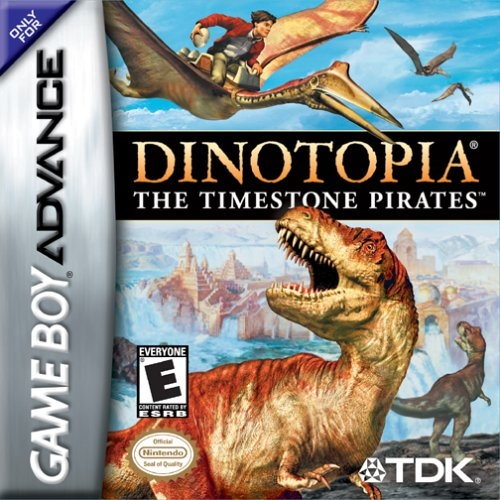 Boxshot Dinotopia: The Timestone Pirates