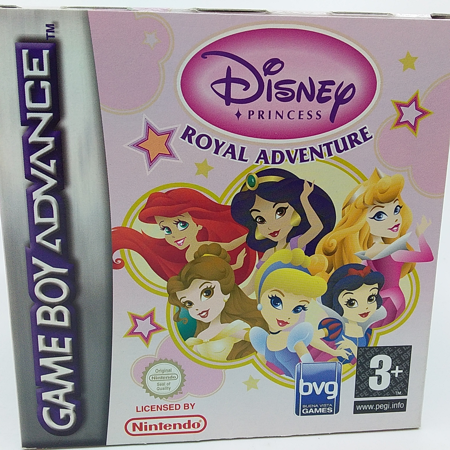 Boxshot Disney Princess: Royal Adventure