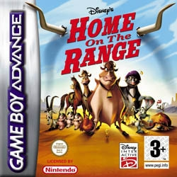 Boxshot Disney's Home on the Range