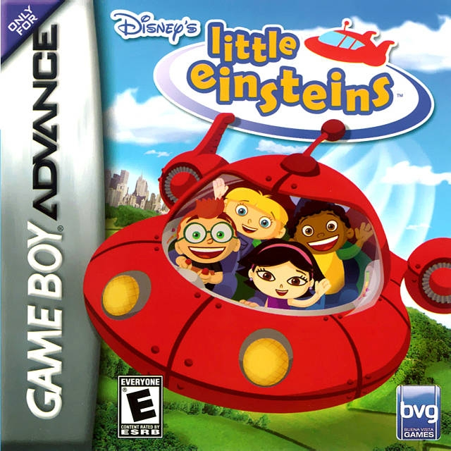 Boxshot Disney's Little Einsteins