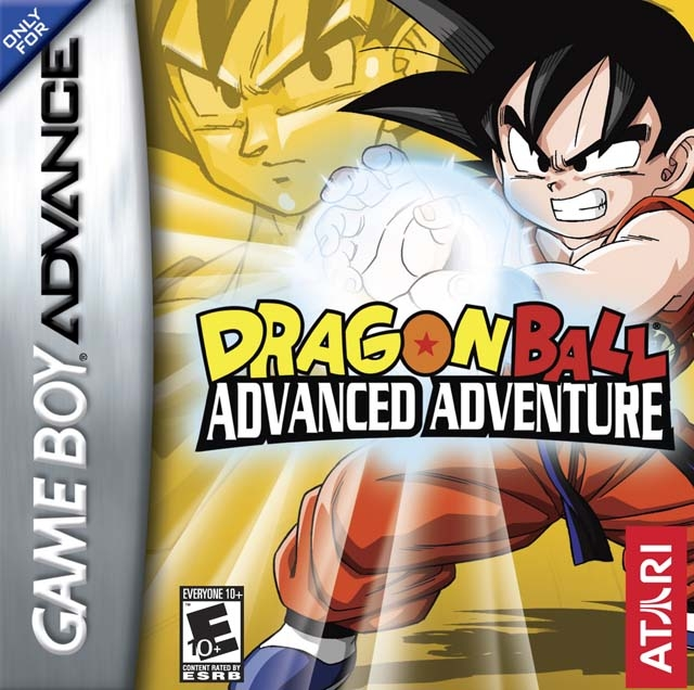 Boxshot Dragon Ball: Advanced Adventure