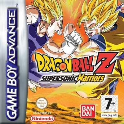 Boxshot Dragon Ball Z: Supersonic Warriors