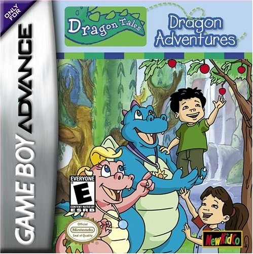 Boxshot Dragon Tales: Dragon Adventures