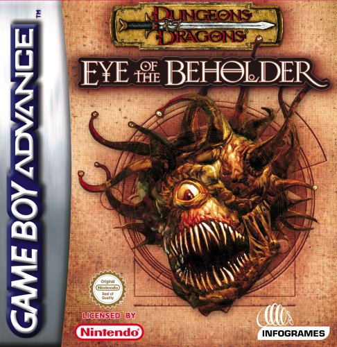 Boxshot Dungeons & Dragons: Eye of the Beholder
