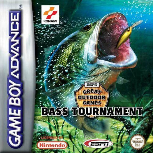 Boxshot ESPN Great Outdoor Games: Bass Tournament