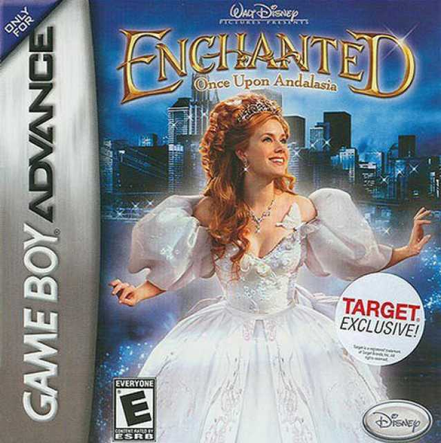 Boxshot Enchanted: Once Upon Andalasia