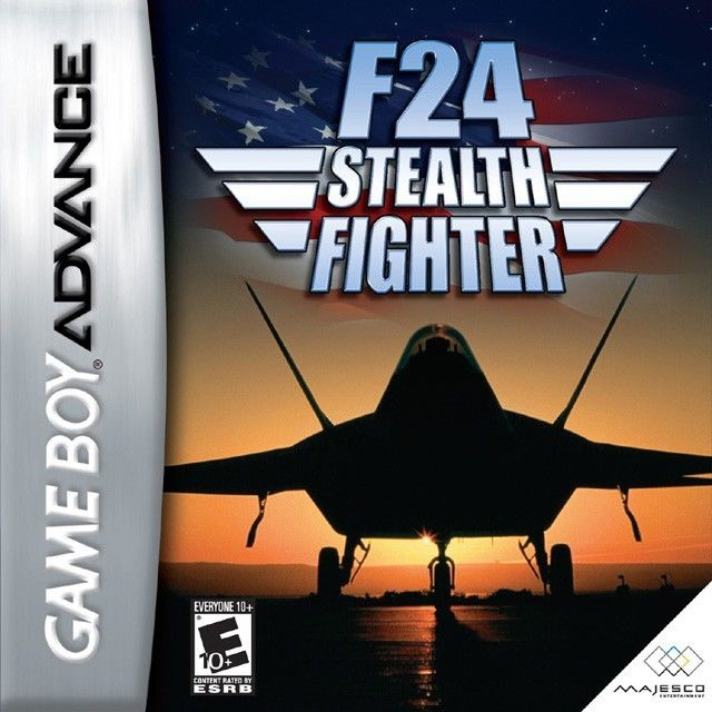 Boxshot F24: Stealth Fighter