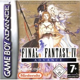 Boxshot Final Fantasy IV Advance