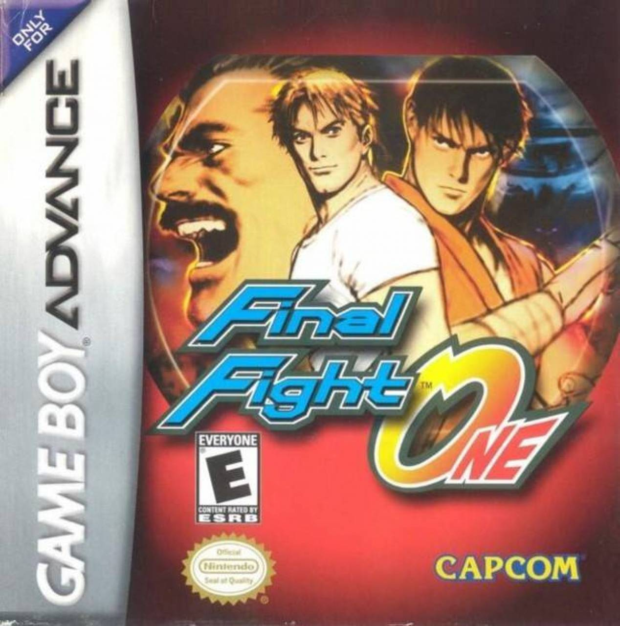 Boxshot Final Fight One
