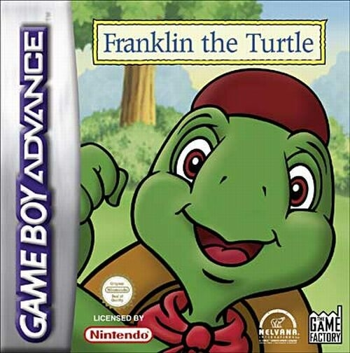 Boxshot Franklin the Turtle