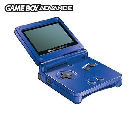 Boxshot Game Boy Advance SP