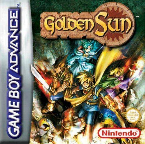 Boxshot Golden Sun