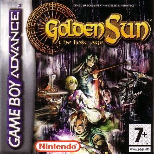 Boxshot Golden Sun: The Lost Age