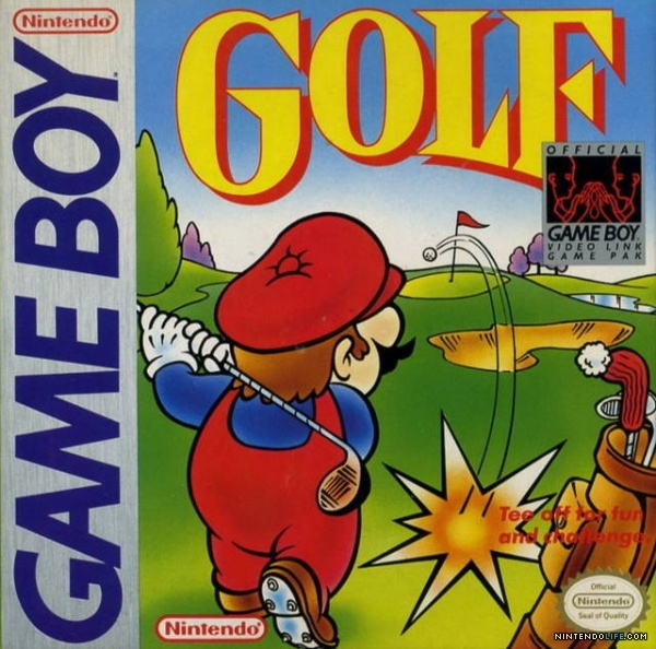 Boxshot Golf