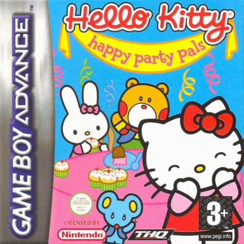 Boxshot Hello Kitty: Happy Party Pals