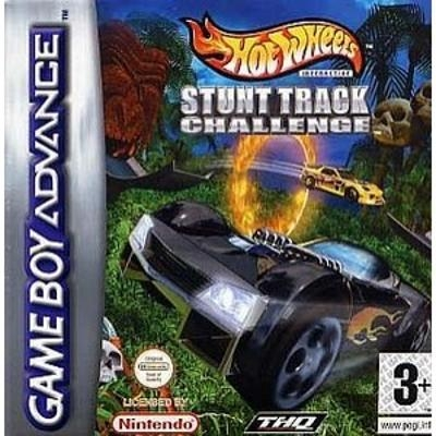 Boxshot Hot Wheels: Stunt Track Challenge