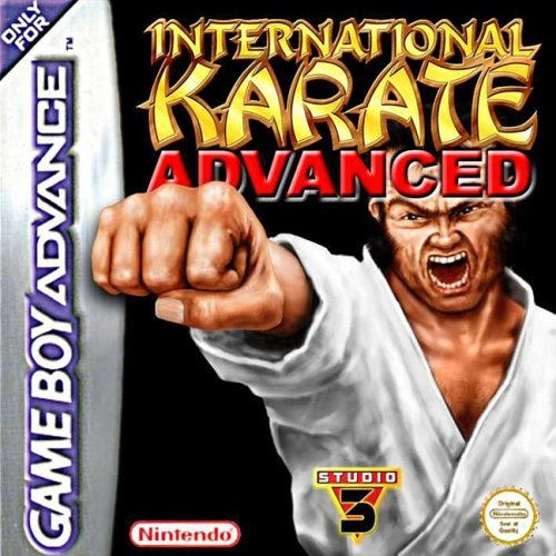 Boxshot International Karate Advanced