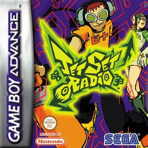 Boxshot Jet Set Radio