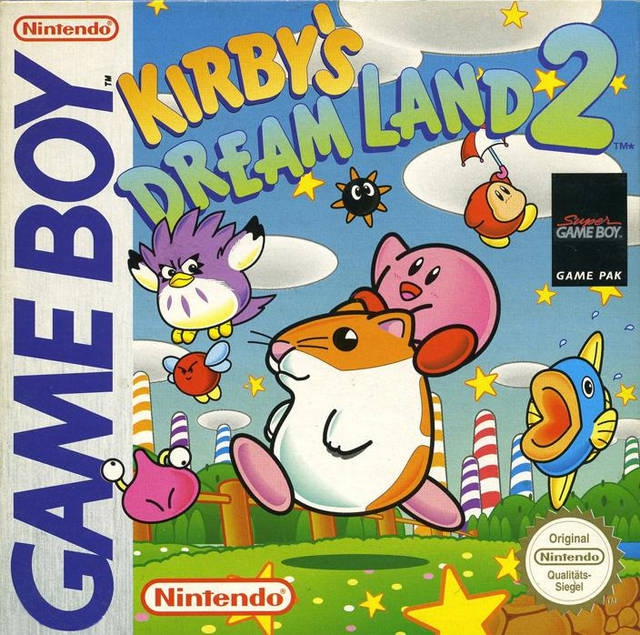 Boxshot Kirby's Dream Land 2