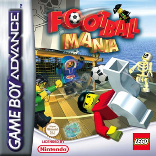 Boxshot LEGO Football Mania